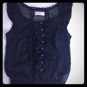 Abercrombie & Fitch Women's Blouse Top Size S